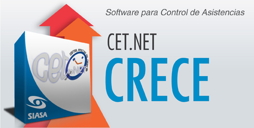 SOFTWARE ASISTENCIAS CET.NET