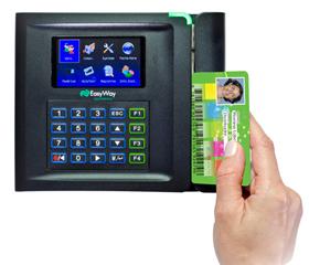 CronoStation-B la solución innovadora para control de asistencias y accesos con código de barras