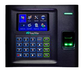 CronoStation-S la solución innovadora para control de asistencias y accesos de huella + proximidad 125khz